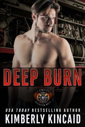 Deep Burn final cover